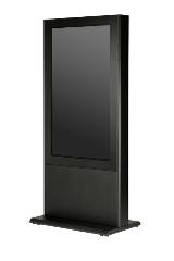 標準品のケーシングスタンド 50インチと55インチ対応 簡単メンテナンス&設置