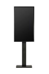 40~55インチディスプレイ搭載可能 窓際での使用に特化した専用サイネージスタンド