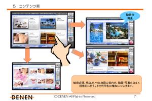 観光用デジタルサイネージのお役立ち資料