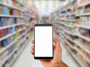 デジタルサイネージ スーパー 商品 広告 事例